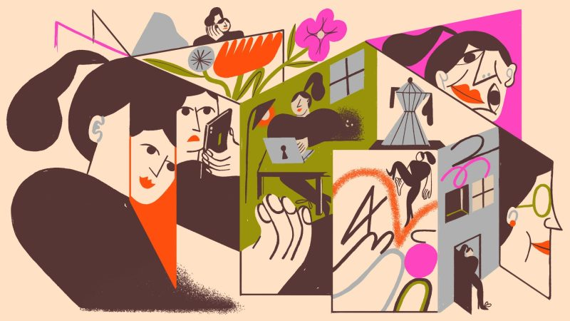 Thumbnail for Mailchimp Celebrates Its Illustrators: Franz Lang