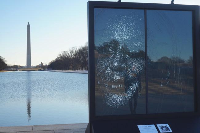 Thumbnail for Simon Berger's Latest Work Celebrates Glass Ceiling Breaker Vice President Kamala Harris