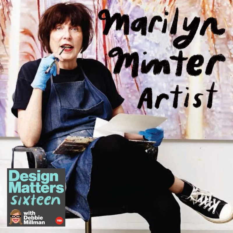 Thumbnail for Design Matters From the Archive: Marilyn Minter