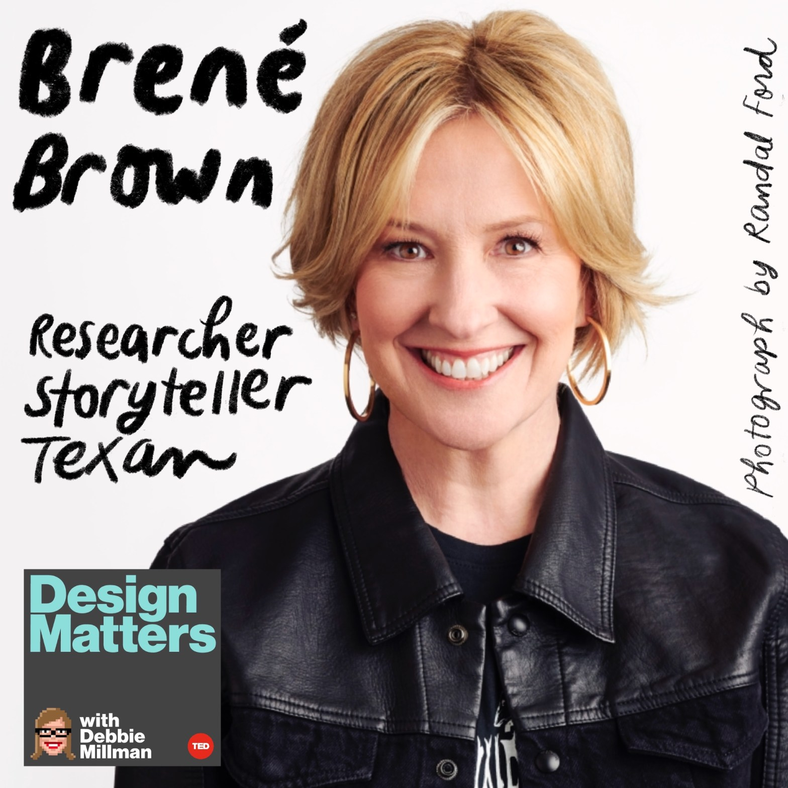 Thumbnail for Design Matters From the Archive: Brené Brown