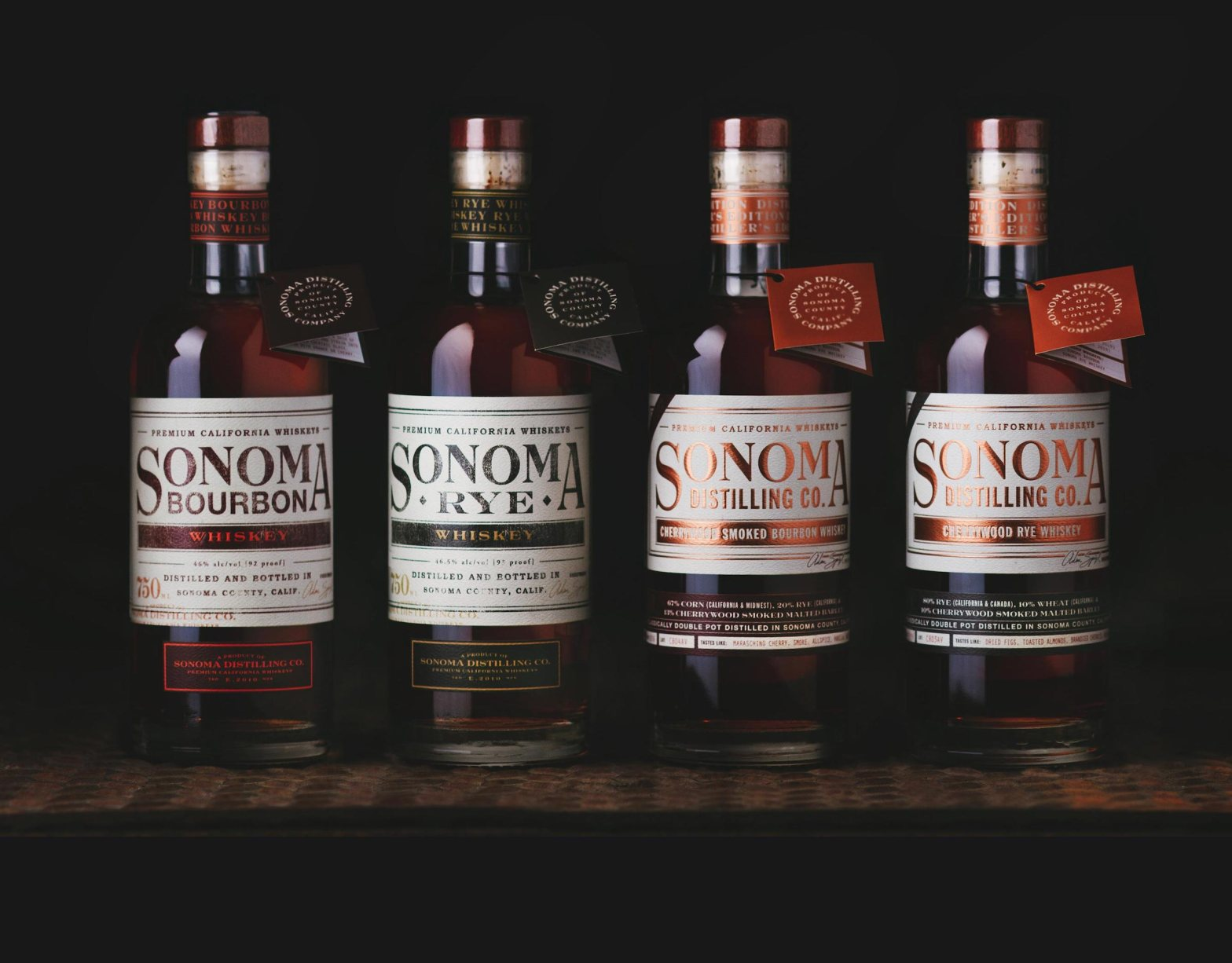 Thumbnail for Drink Up With Sonoma Distilling Company's Premium California Whiskey