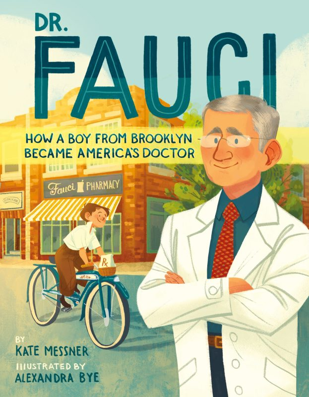 Thumbnail for Dr. Fauci's Story from Brooklyn Boy to Top Doc Told in Upcoming Children's Book