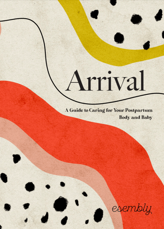 Thumbnail for 'Arrival' is a Postpartum Zine Designed to Help New Mothers