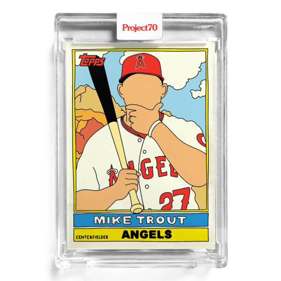 Thumbnail for Topps Project70 Celebrates 7 Decades of Their Iconic Baseball Cards