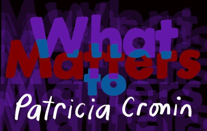 Thumbnail for What Matters: Patricia Cronin Reflects on Her Rascally Childhood Art Installations