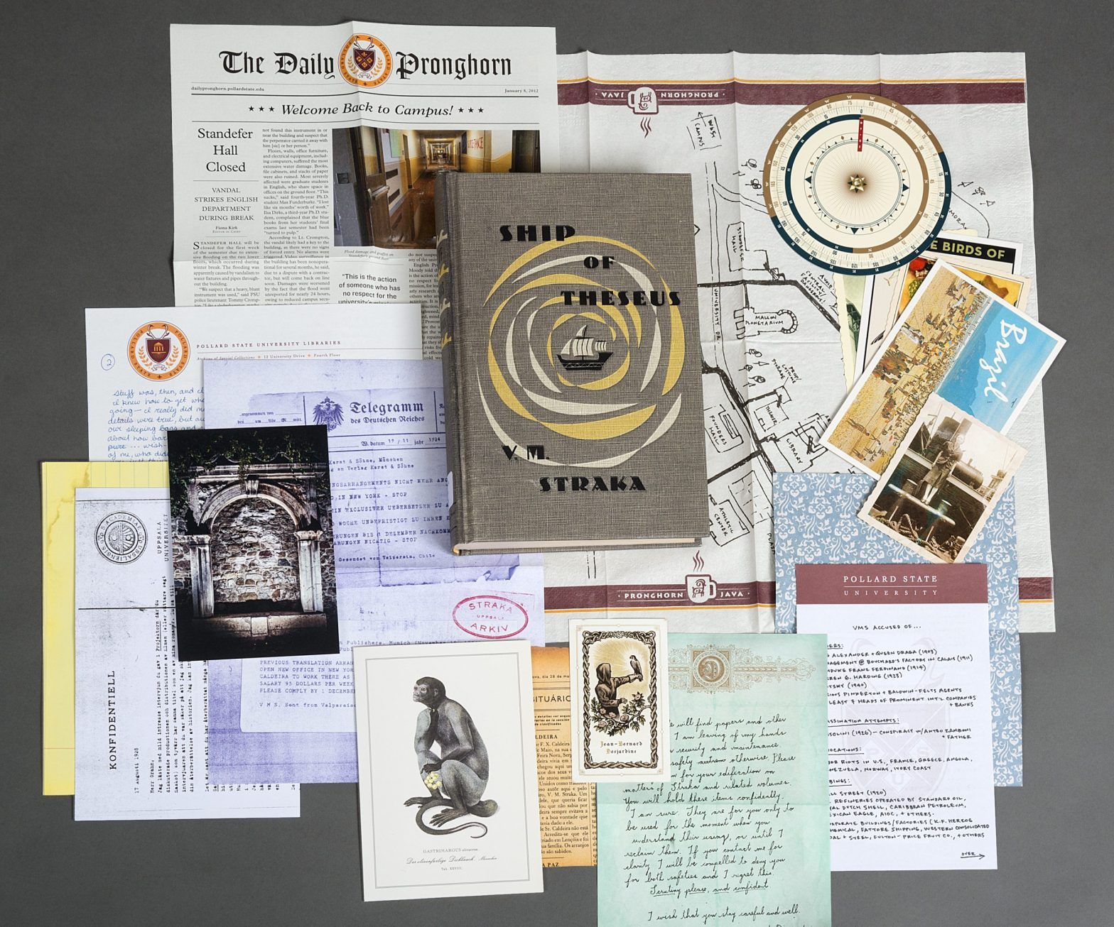 Thumbnail for Redefining How We Read: 5 Incredible Book Projects From Headcase Design