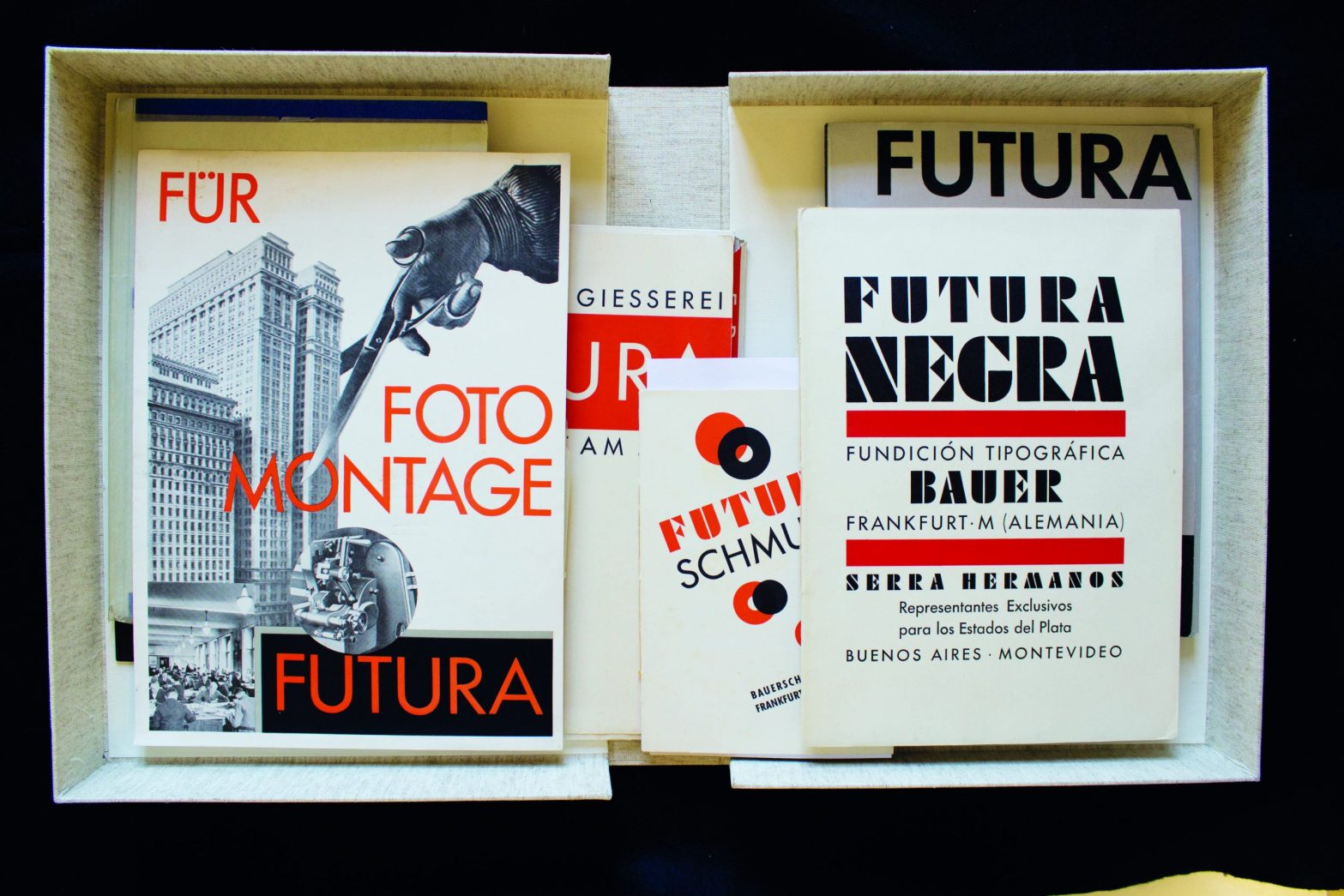 Thumbnail for The Daily Heller: The Futura is Now (Redux)