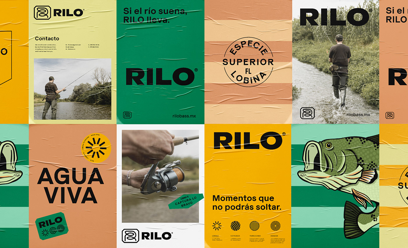 Thumbnail for Get Hooked On RILO's Branding By Firmalt Agency