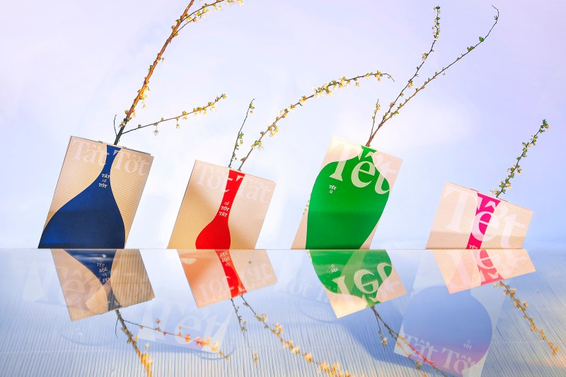 Thumbnail for Lucky Envelope Collection Inspires A Prosperous New Year