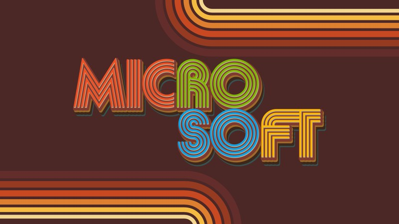 Thumbnail for Microsoft's Throwback Logo is Some Seriously Nerdy Nostalgia