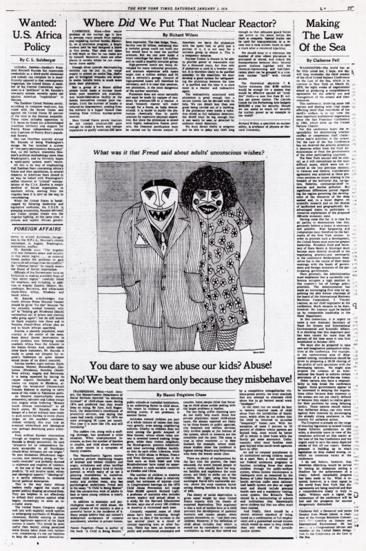Thumbnail for The Daily Heller: The Op-Ed is Op-Dead, R.I.P.