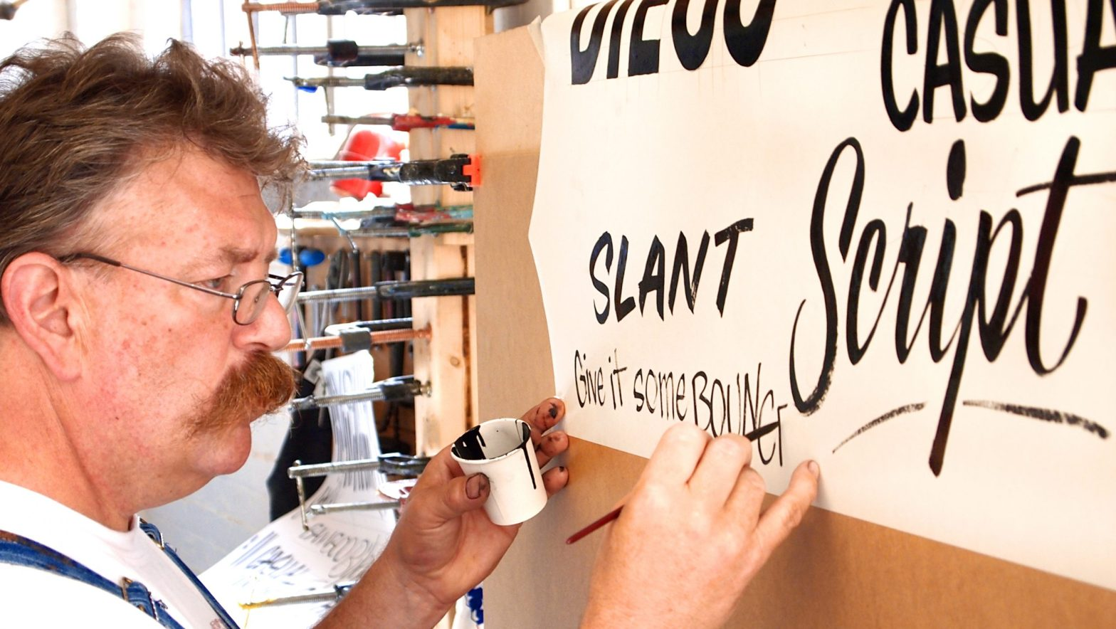 Thumbnail for The Daily Heller: Sign Painters of the World, Unite! A Roundup