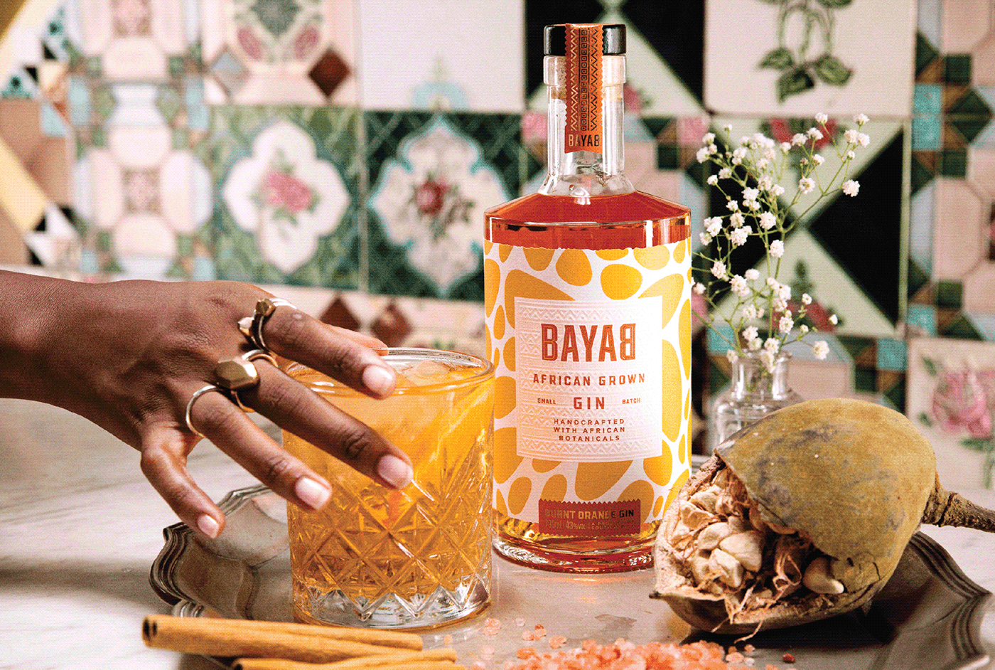 Thumbnail for Brand Of The Day: Bayab Gin