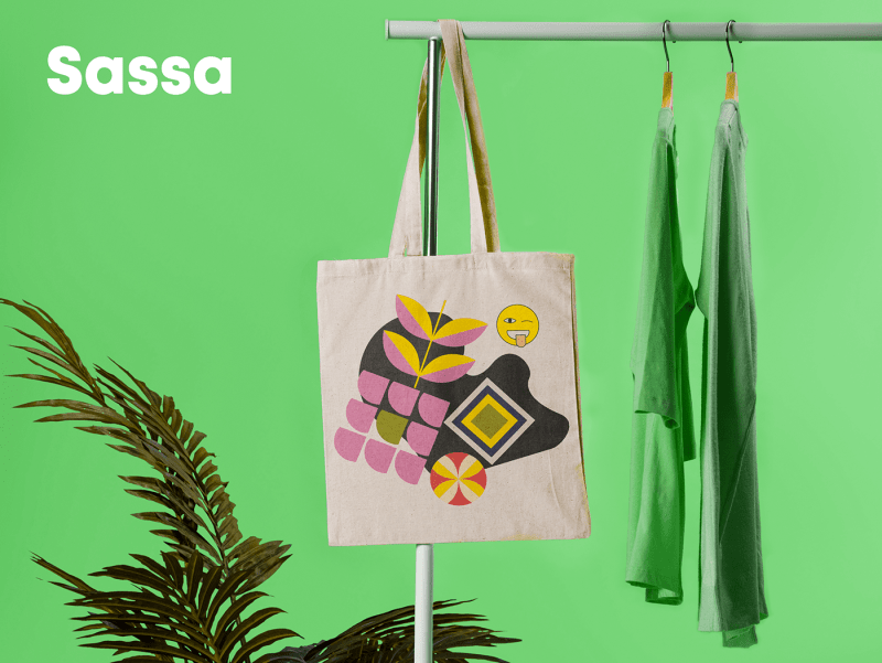 Thumbnail for Sassa's Packaging Makes For The Perfect Summer Accessory