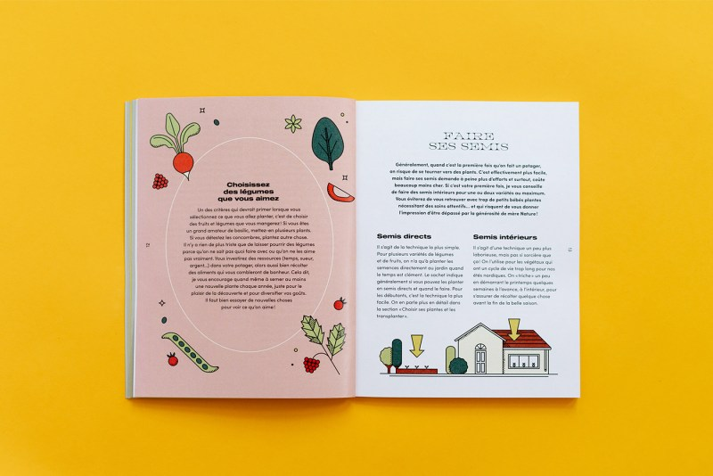 Thumbnail for The Illustrated Gardening Book 'Le Petit Guide Illustre De Potager' Isn't Your Typical Handbook