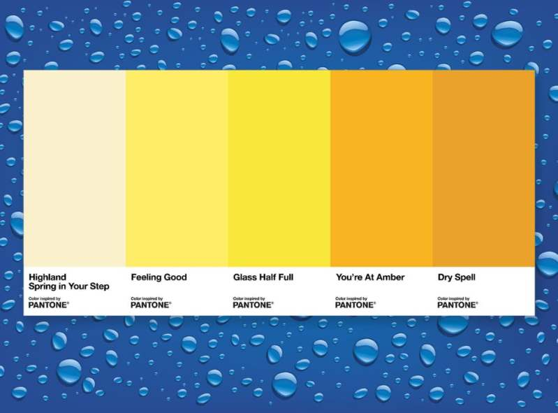 Thumbnail for Pantone and Highland Spring Release a Helpful Pee Chart Because Y'all Need to Hydrate