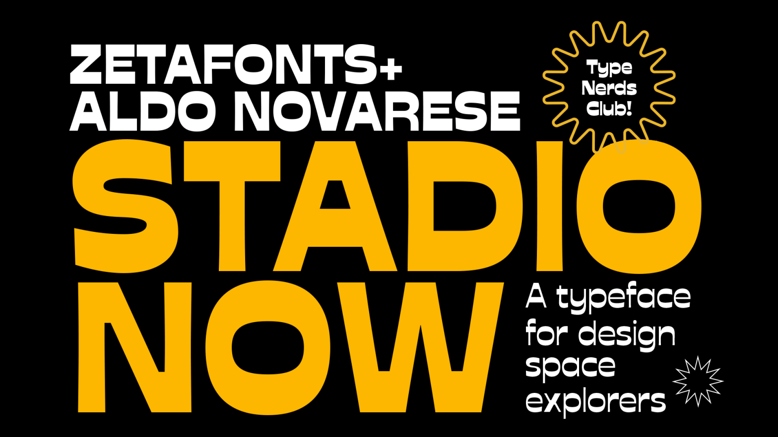 Thumbnail for From Rub-On Transfer To the Football Field: The Strange Story of Stadio Typeface