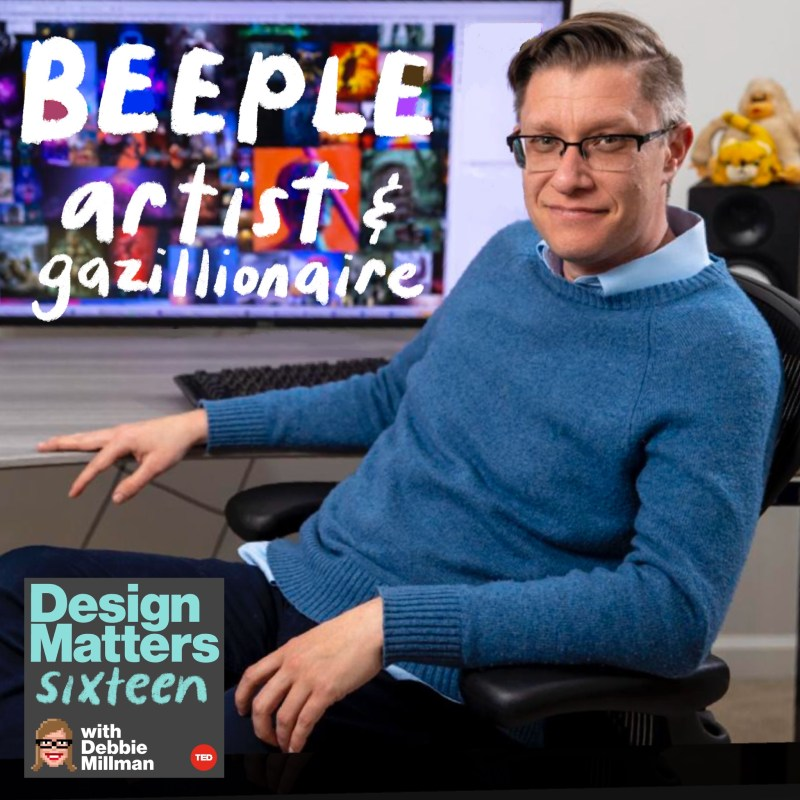 Thumbnail for Design Matters: Beeple