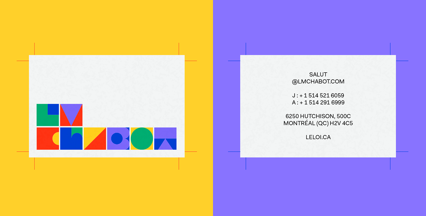 Thumbnail for Lm Chabot's Branding System Reflects Their Colorful and Playful Aesthetic