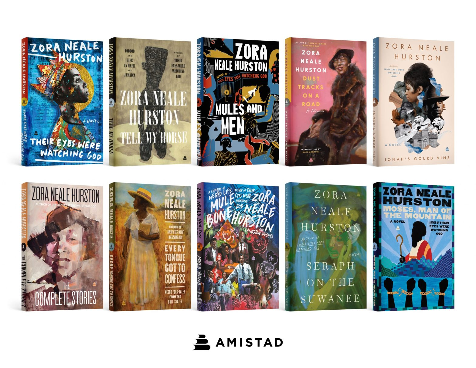 Thumbnail for Zora Neale Hurston's Beloved Works Get Beautifully Repackaged By Amistad Books