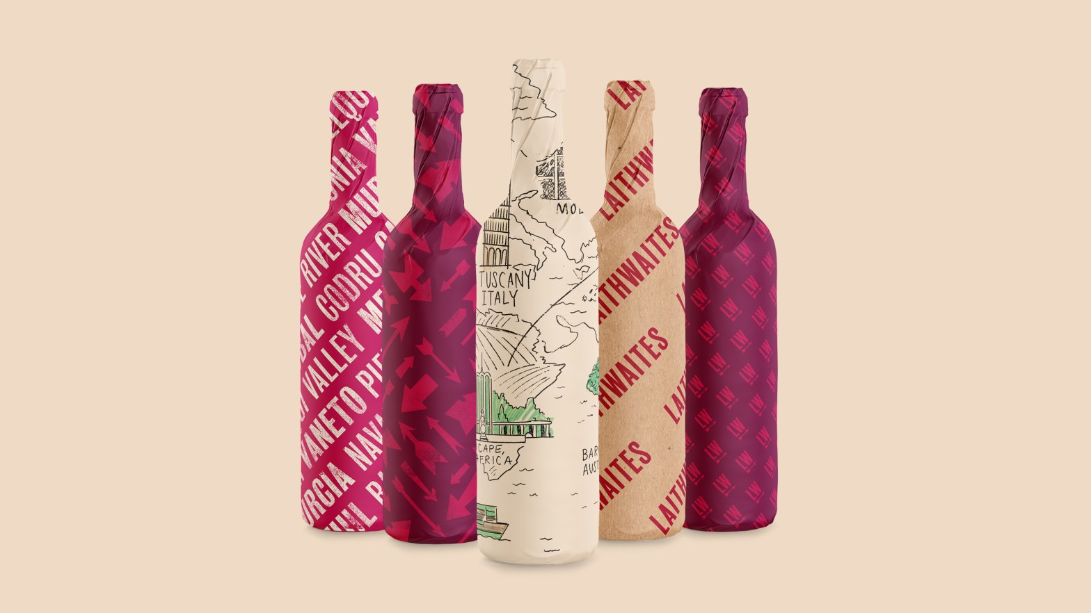 Thumbnail for Laithwaites Delivers Beautiful Wine And A Branding System To Match