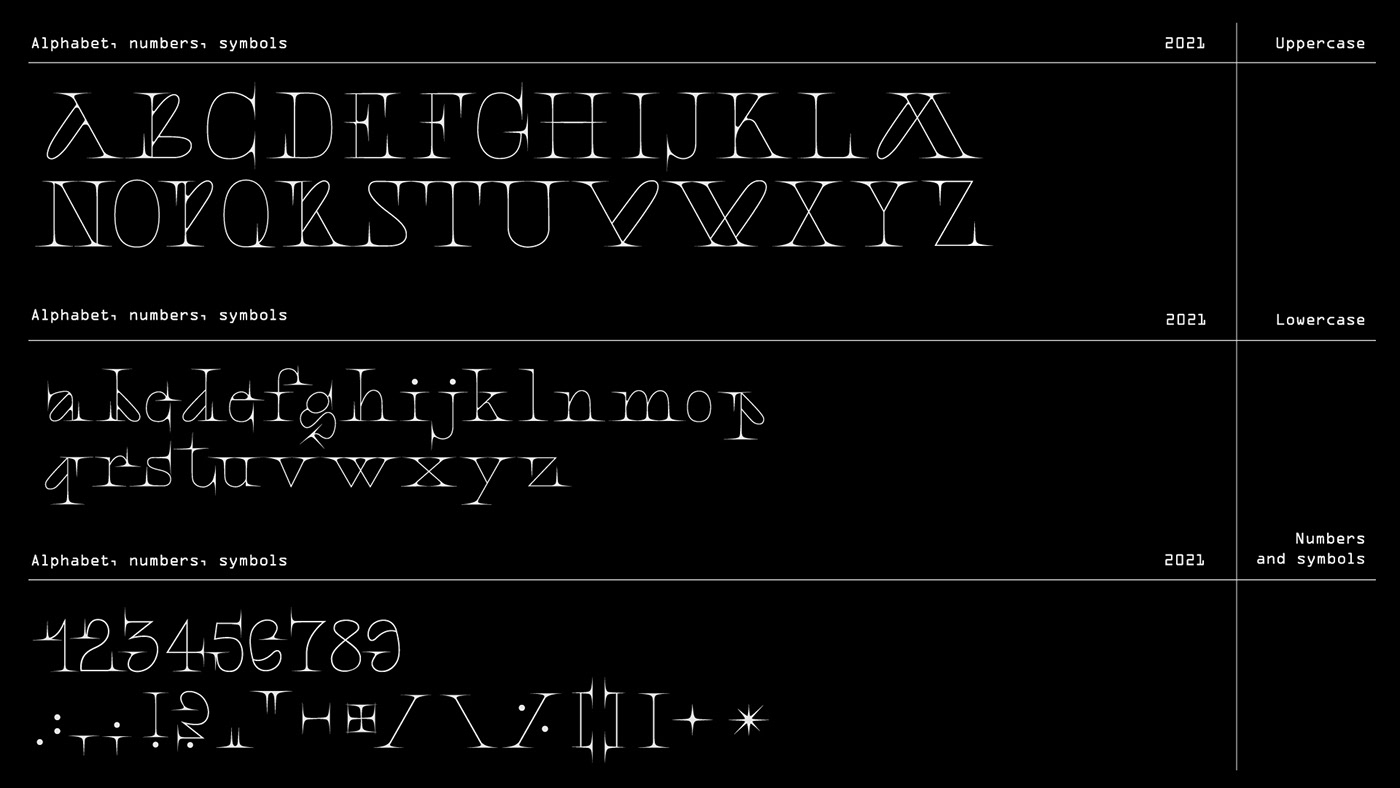 Thumbnail for The Design Potential With the Faglia Serif Typeface Is Unrivaled