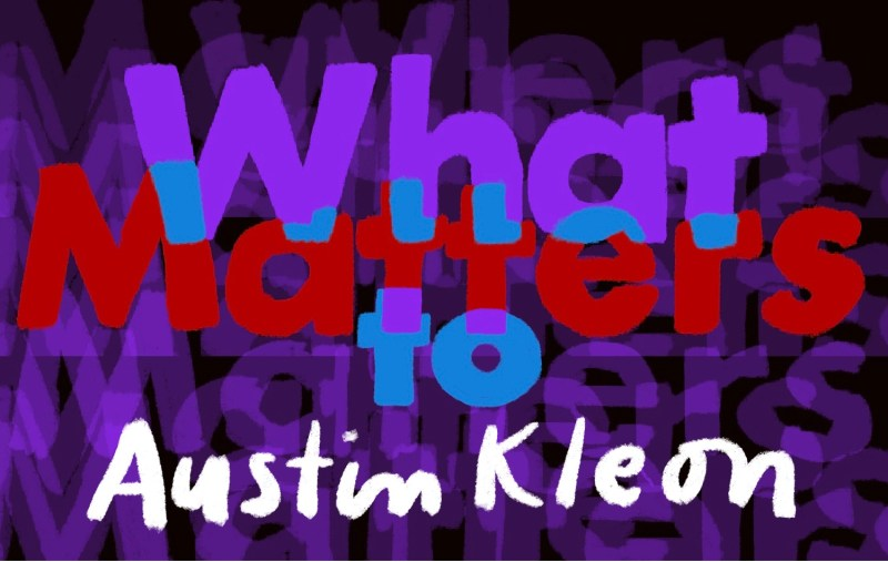 Thumbnail for What Matters: Austin Kleon
