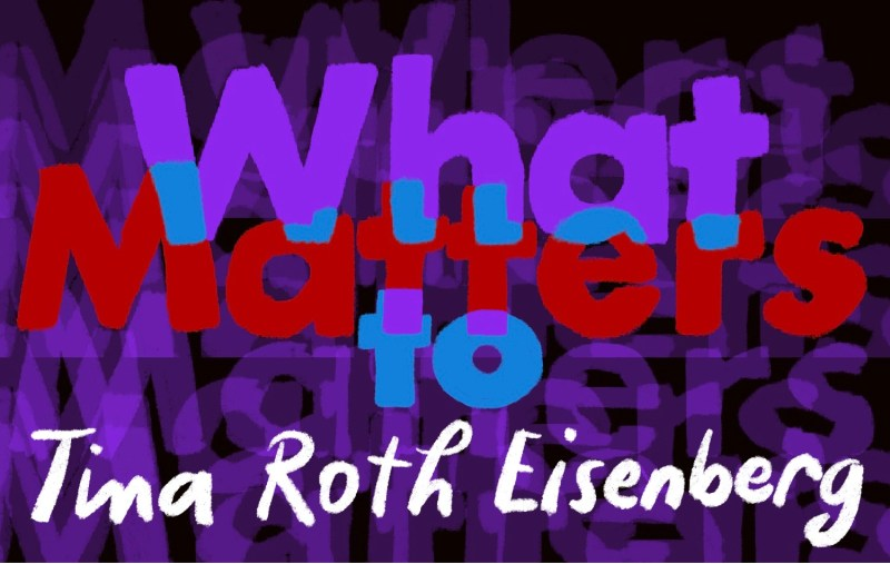 Thumbnail for What Matters: Tina Roth Eisenberg on Reincarnation and Listening to Your Heart