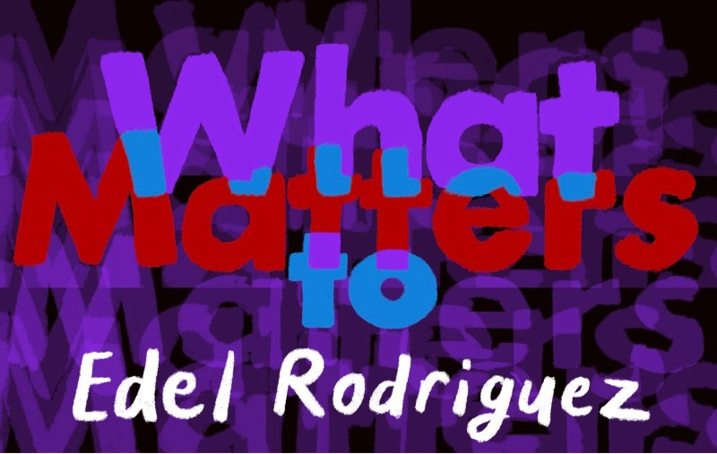 Thumbnail for What Matters: Edel Rodriguez On Making Toys With Whatever Was Around and Getting Over Heartbreak
