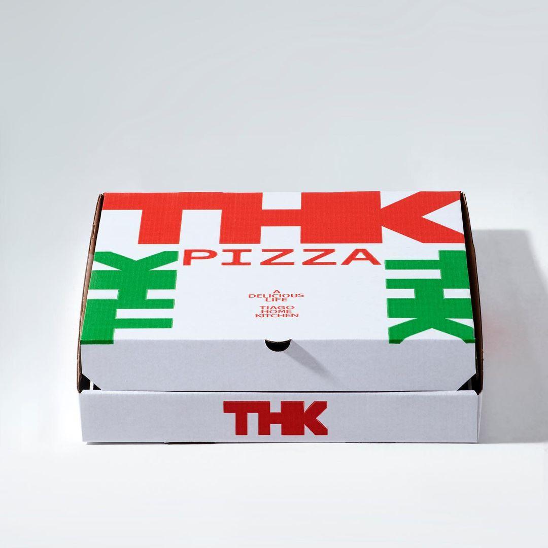 Thumbnail for Meat Studio's Branding For THK Is Inspired By Mediterranean Cuisine