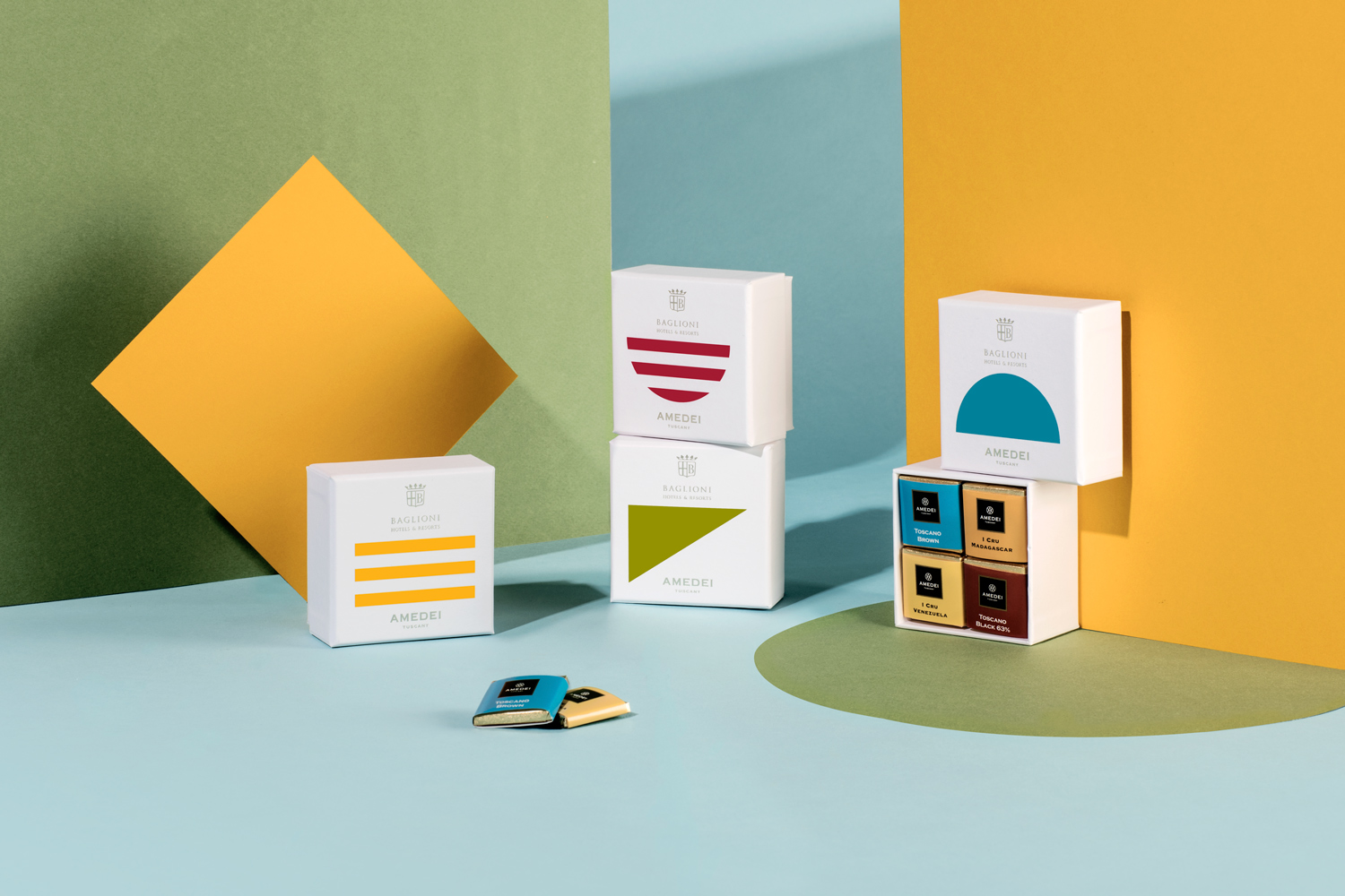 Thumbnail for Drogheria Studio's Design For Baglioni Hotels Celebrates Their Italian Roots