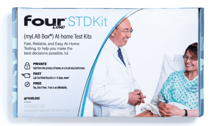 Thumbnail for The Four Loko STD Kit is the Ultimate Post-Pandemic Summer Accessory