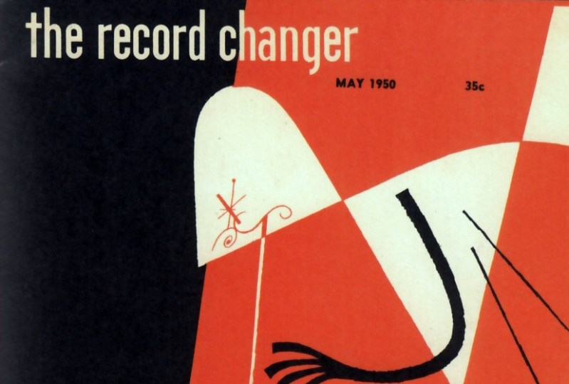 Thumbnail for The Daily Heller: Cool Jazz And Cool Jazz Cartoons