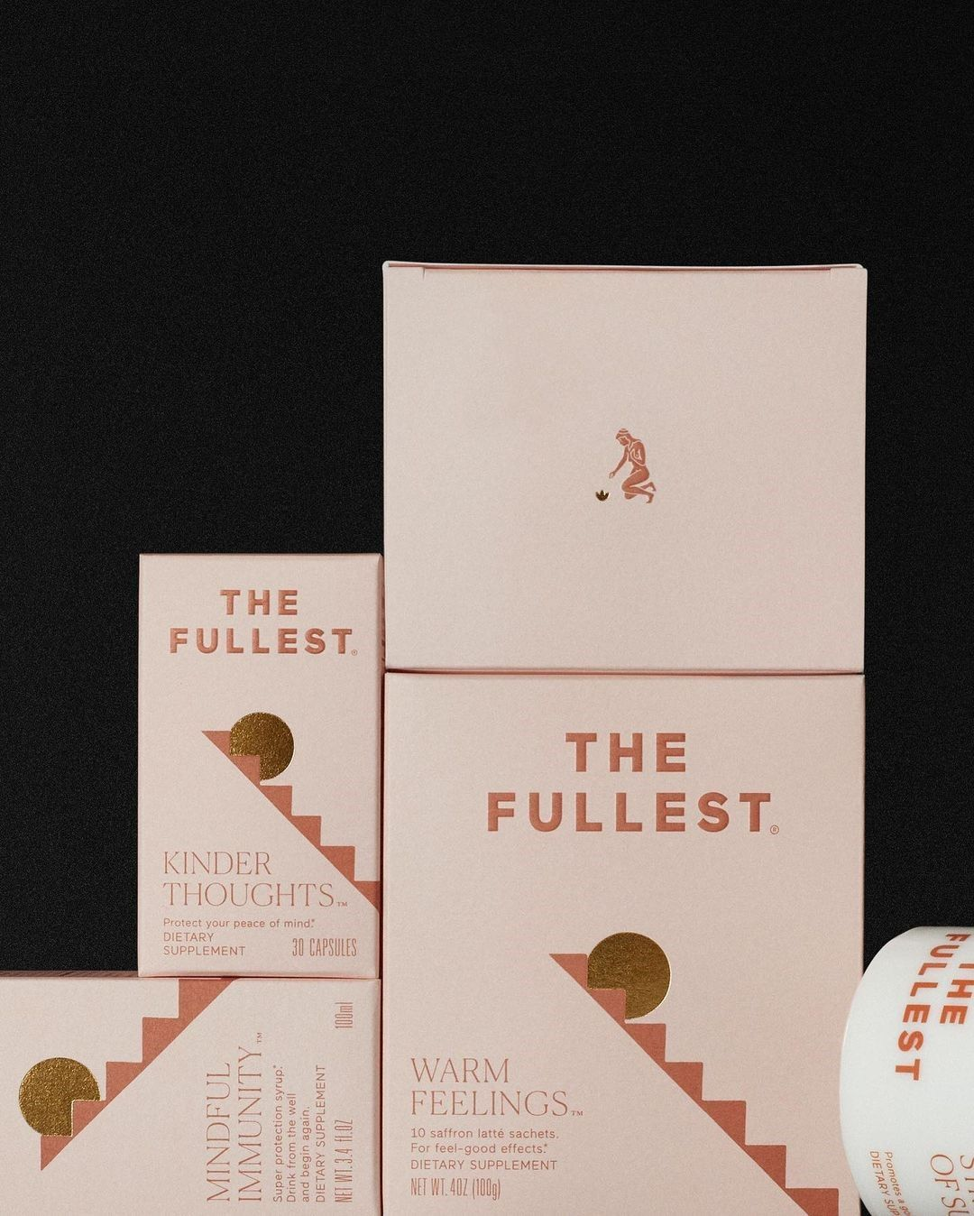 Thumbnail for Studio Lami's Rebrand For THE FULLEST Inspires You to Live, Well, to Your Fullest
