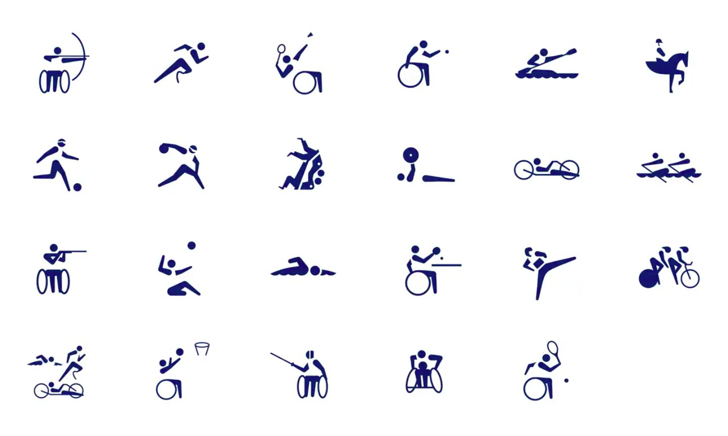 Thumbnail for Olympics' Retro-Inspired Kinetic Pictograms Show Innovative Nature of Design Behind the Games
