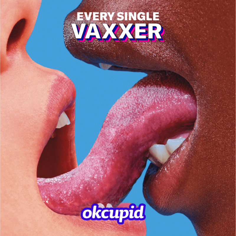 Thumbnail for OkCupid Gets a Little Naughty With Their Latest Ad Campaign
