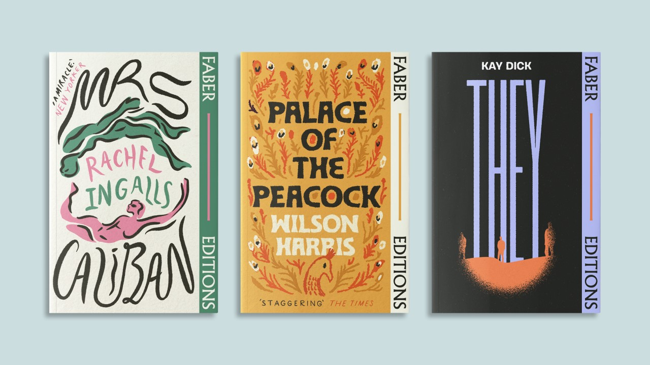 Thumbnail for Faber & Faber Launches A Fresh Collection Of Curated, Eclectic Titles With 'Faber Editions'