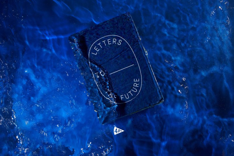 Thumbnail for 'Letters to the Future' is a Book Made From Recycled Plastic Meant to Last 1,000 Years