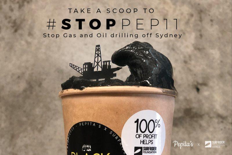 Thumbnail for I Scream, You Scream, We All Scream For Black Ice Cream—to Save the Australian Coastline, of Course!