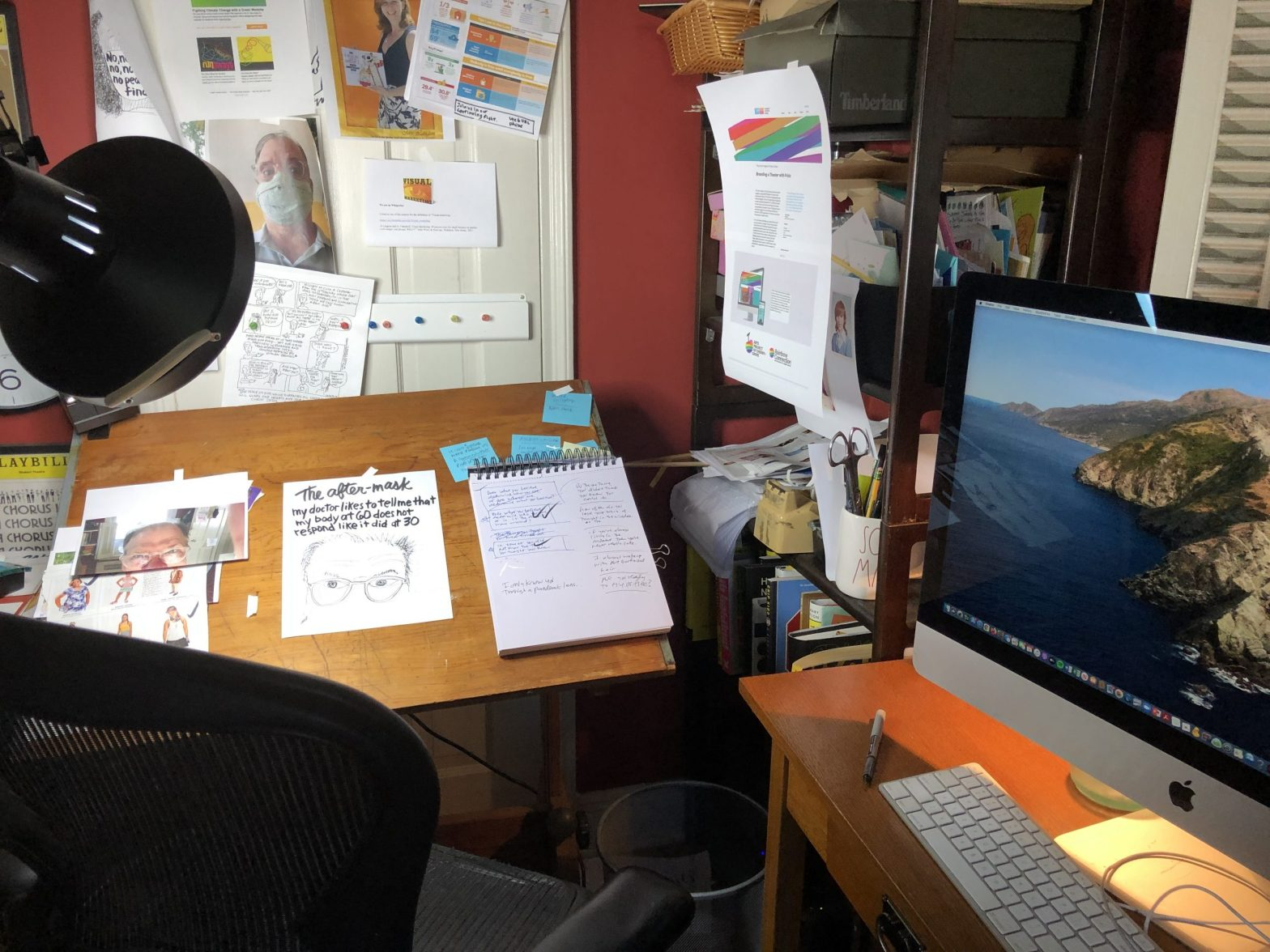 Thumbnail for Drawing a Conclusion: How a Drawing Table Sparked a New Way of Creating Communication Tools