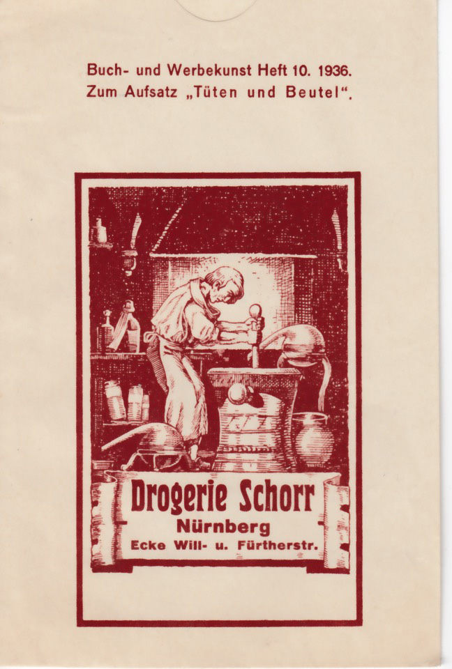 Thumbnail for The Daily Heller: Old Bags With Type on Them