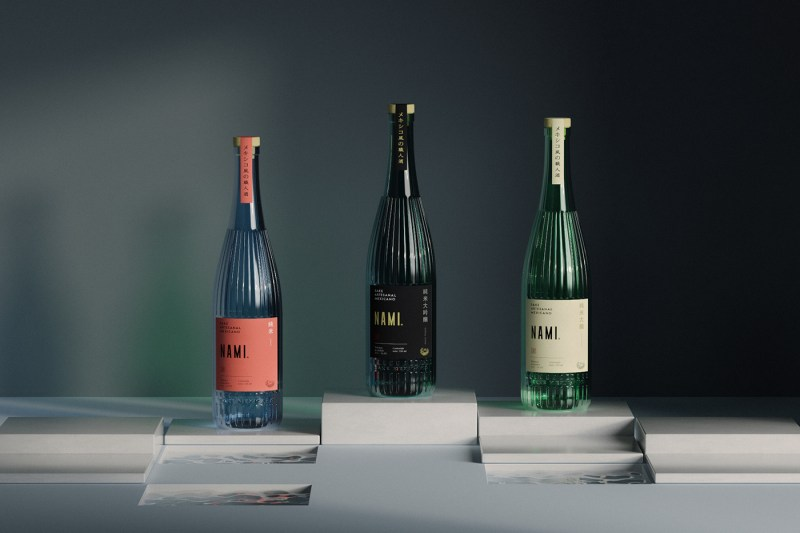 Thumbnail for NAMI Rethinks The Traditional Sake Bottle