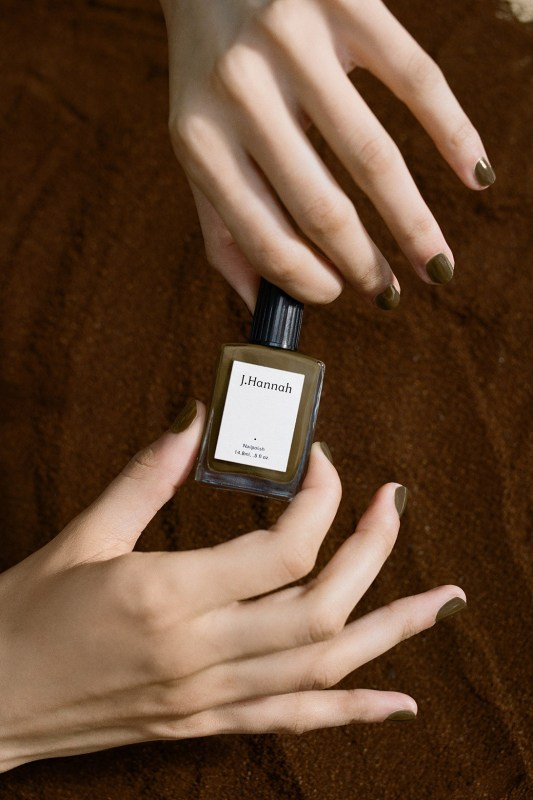 Thumbnail for J.Hannah's Newest Nailpolish is 'the Ugliest Color in the World'