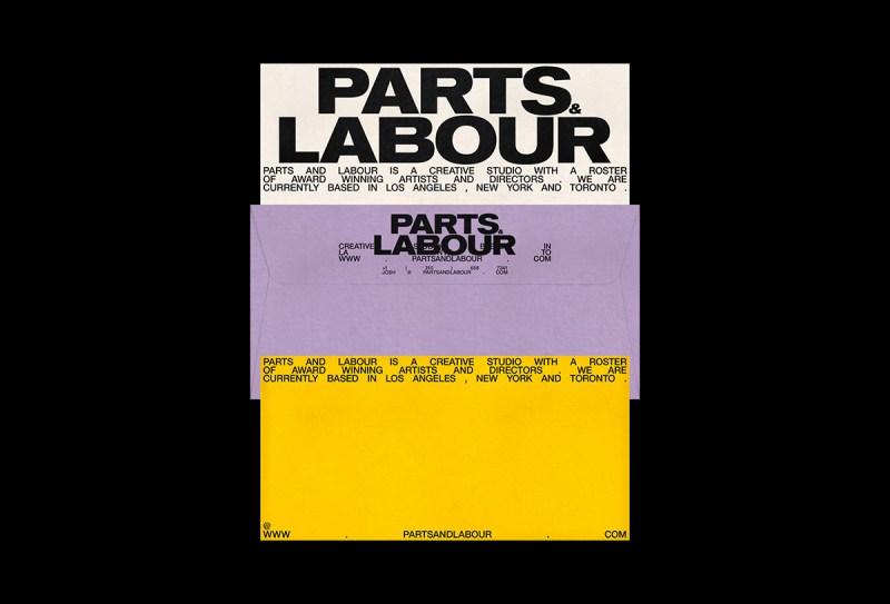 parts & labour identity