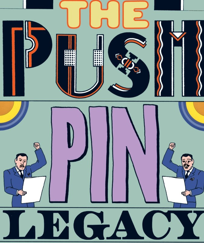 Thumbnail for The Daily Heller: Poster House Pushes Push Pin