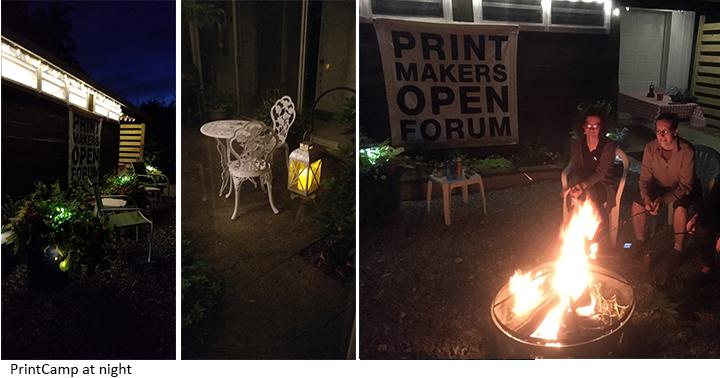 printmakers open forum