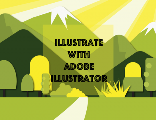 illustrate a landscape