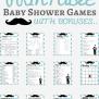 Unique Baby Shower Games