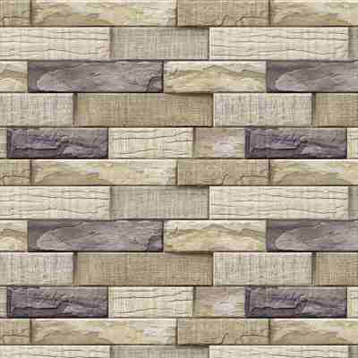 Stone Window Blinds Arts Painting
