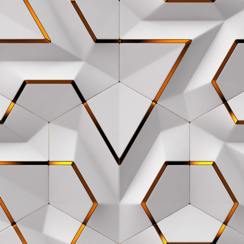 Geometric Wallpaper Removable Peel And Stick 3